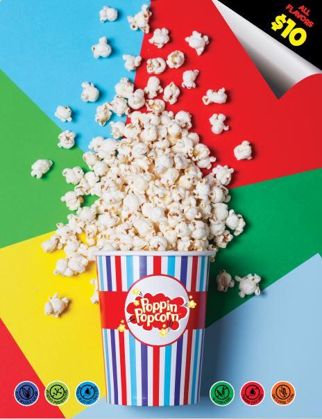 $10 popcorn